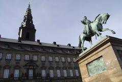 Christiansborg Stock Afbeelding