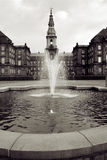 Christiansborg Palace Royalty Free Stock Image