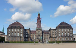 Christiansborg Palace Stock Images