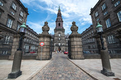 Christiansborg Palace, Copenhagen Stock Photography