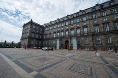 Christiansborg Palace, Copenhagen Stock Photos