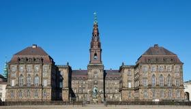 Christiansborg Palace, Denmark Stock Images