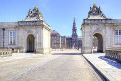 Christiansborg Palace Stock Image