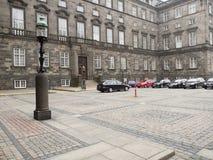 Christiansborg Palace Royalty Free Stock Photos