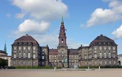 Christiansborg Palast Stockbilder