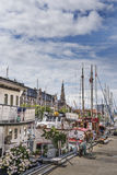 Christianshavn and Canals Stock Images
