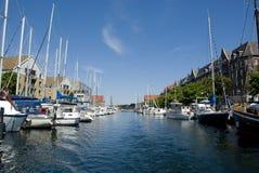Free Christianshavn, Copenhagen Royalty Free Stock Photo - 31619345