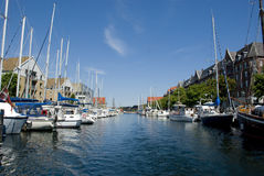 Christianshavn, Copenhagen Royalty Free Stock Photo