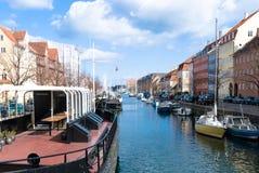 Christianshavns Kanal Stock Image