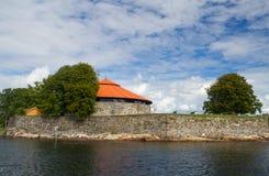 Christiansholm forteca zdjęcia royalty free