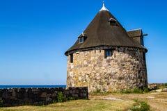 Christiansoe island Bornholm royalty free stock image