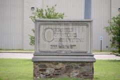 Christie Cut Stone, inc. Foto de archivo libre de regalías