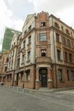 Christie`s in Shanghai, China. Christie`s is a British auction house. It was founded in 1766 by James Christie. Its main premises are in King Street, St. James`s Stock Image