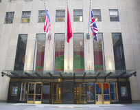 Christie's main headquarter in New York Royalty Free Stock Image