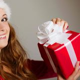Christimas suprise Royalty Free Stock Images