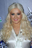 Christina Aguilera Images libres de droits