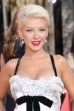 Christina Aguilera stockbild