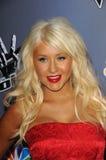 Christina Aguilera lizenzfreies stockfoto