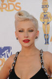 Christina Aguilera Zdjęcie Stock