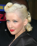 Christina Aguilera Zdjęcia Stock