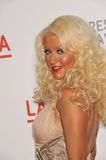 Christina Aguilera Royalty Free Stock Photo