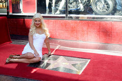 Christina Aguilera stockfoto