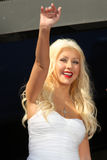 Christina Aguilera Obraz Royalty Free
