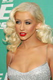 Christina Aguilera Zdjęcia Royalty Free