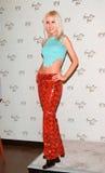 Christina Aguilera Fotografia Stock