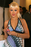 Christina Aguilera Royalty Free Stock Photography