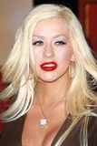 Christina Aguilera Arkivbild
