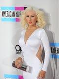 Christina Aguilera stockfotografie