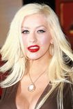 Christina Aguilera Royalty Free Stock Photos