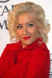 Christina Aguilera, Justin Timberlake Fotografia Royalty Free