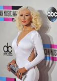 Christina Aguilera Royalty Free Stock Photography