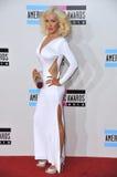 Christina Aguilera Royalty Free Stock Image