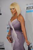 Christina Aguilera Imagens de Stock