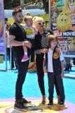 Christina Aguilera und Matthew Rutler Lizenzfreie Stockfotos