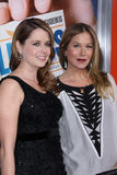 Christina Applegate,Jenna Fischer Stock Images