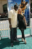 Christina Applegate, Michael Clarke Images stock