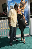 Christina Applegate,Michael Clarke Duncan Stock Photography