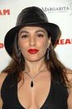 Christina DeRosa bij de Première van Los Angeles van ?2 Kerels en een Droom?. Arclight Hollywood, Hollywood, CA. 02-03-09 Stock Fotografie