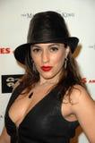 Christina DeRosa an der Los- Angelespremiere ?von 2 Gecken und von Traum?. Arclight Hollywood, Hollywood, CA 02-03-09 Stockbild