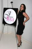 Christina DeRosa at the Mansion Party Hosted By British Talk Show Host Jacquie Blaze. Private Residence, Beverly Hills, CA. 12-07- Stock Photography