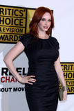 Christina Hendricks Stockfoto