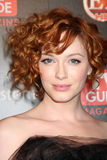 Christina Hendricks Stock Photo