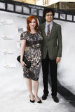 Christina Hendricks, Cirque du Soleil, Geoffrey Arend, Journey Stock Photo