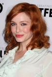 Christina Hendricks, J.A. Forde, CHRISTINA HENDRICK Stockfotos