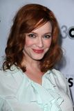 Christina Hendricks Royalty Free Stock Images