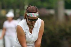 Christina Kim, excursion de golf de LPGA, Stockbridge, 2006 image libre de droits